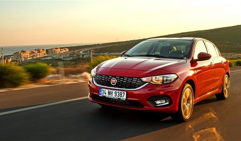 Fiat Egea Elazig Rent A Car